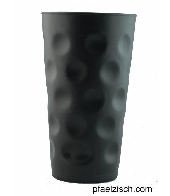 Dubbeglas schwarz ohne Gravur