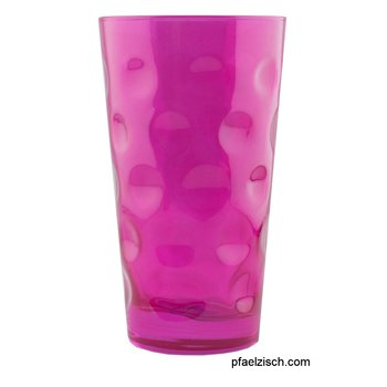 Dubbeglas pink