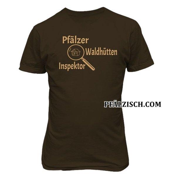 Pfälzer-Waldhütten Inspektor