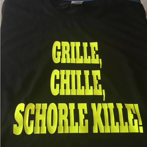 GRILLE, CHILLE, SCHORLE KILLE (LIMITED EDITION)