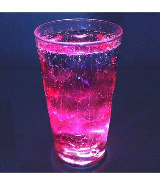 Dubbeglas LED Aufkleber