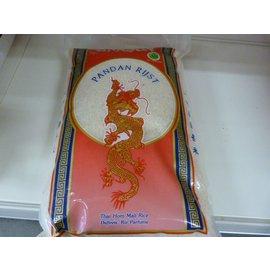 Dragon pandan rijst 10kg