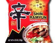 instant noodles 袋装方便面