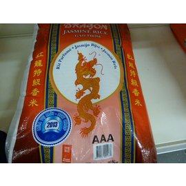 Red dragon jasmijn rijst 20kg