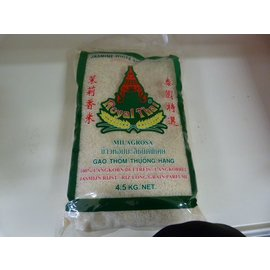 Royal thai jasmine rice 4.5kg