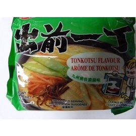 Nissin instant noodle tonkostsu 100gr