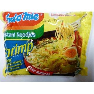 Indomie Shrimp 70gr 10 stuks