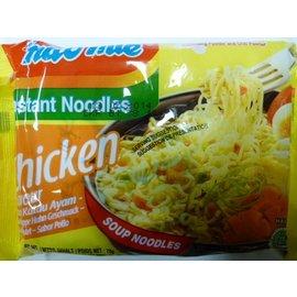 Indomie chicken 70gr 10 stuks