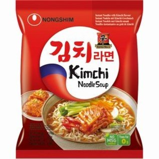 Nongshim Ramyun Noedel Kimchi 120gr