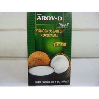 Aroy-D kokosmelk 1L