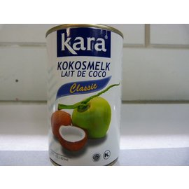Kara kokosmelk 425ml