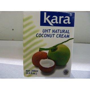 Kara kokoscreme 200ml