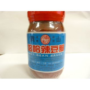 Har har bean sauce hot 450gr