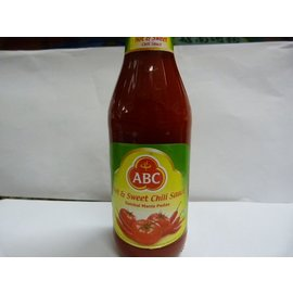 ABC chili saus (Hot&Sweet) 335ml