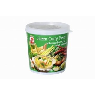 Green curry paste 400gr