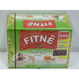 Fitne herbal thee 40gr