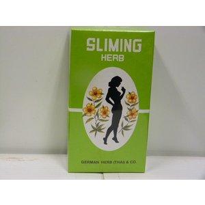 Sliming herb thee 41gr - Toko Asia Online