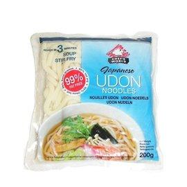 Chef's world udon noodles 200 gr