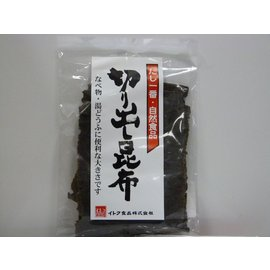 Kombu gedroogd blad zeewier 35gr