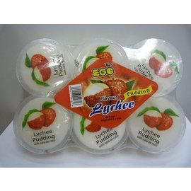 Lychee pudding 480gr