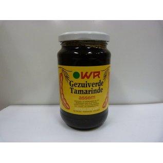 Gezuiverde tamarinde assem 360gr