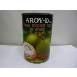 Aroy-d Young coconut meat 440gr