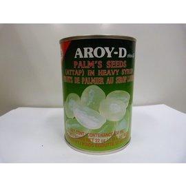 Aroy-D Palm's Seeds in Siroop 625g