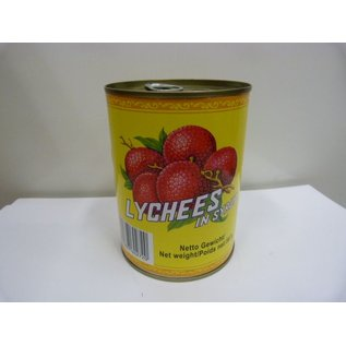 Lychees in siroop 567gr