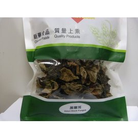 GL dried black fungus 云耳100gr