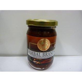 Koningsvogel Sambal brandal 375gr