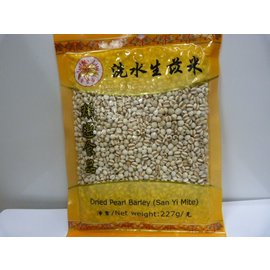 Dried pearl barley 生薏米 200gr
