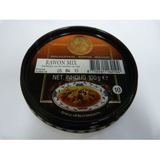 koningsvogel rawon mix 100gr