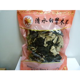 White back black fungus 100gr