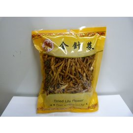 Dried Lily flower 113gr