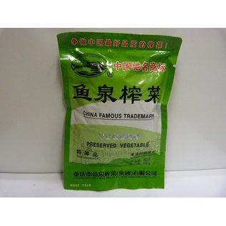 Preserved vegtable (榨菜) 80gr
