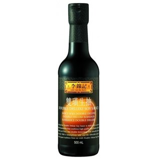 Lee Kum Kee Double Deluxe Soy Sauce 500ml