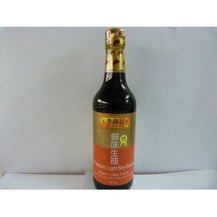 Lee Kum Kee premium light soy sauce 500ml
