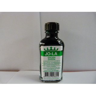 Jola kleurstof groen 50ml