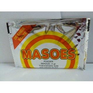 Masoes poeder 4gr