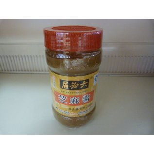 Chinese sesame saus 300gr 六必居芝麻酱