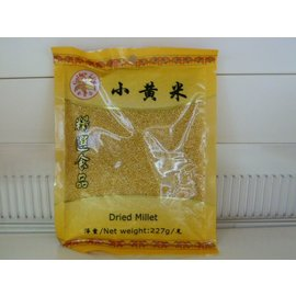 Dried Millet 黄小米 227gr