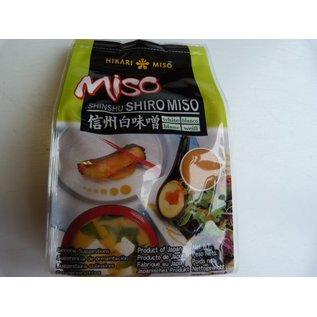Hikari miso pasta wit 400gr