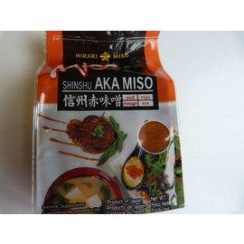 Hikari miso pasta rood 400gr