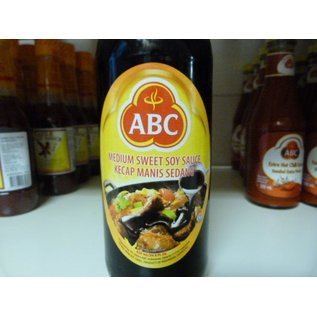 ABC ketjap Medium 620ml