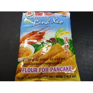 Flour for pan cake 400gr