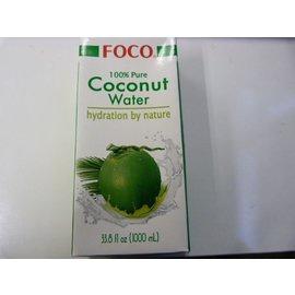 Foco coconut water 1L