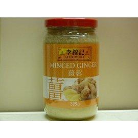 Lee Kum Kee minced ginger 326gr
