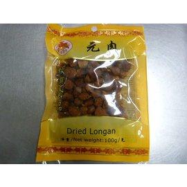 Dried longan 100gr