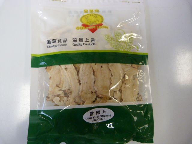 Dang gui angelicawortel slice 100gr toko asia online for Aw dang asian cuisine
