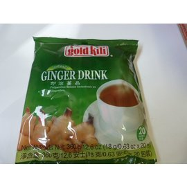 Gold kili ginger drink 20x18gr